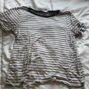 Striped Shirt DONATING SOON